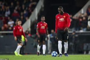 Lượt cuối vòng bảng Champions League: M.U, Juve, Real thua 'nhược tiểu'