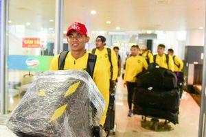 ĐT Malaysia đã có mặt tại Việt Nam, sẵn sàng cho trận chung kết lượt về AFF Cup 2018