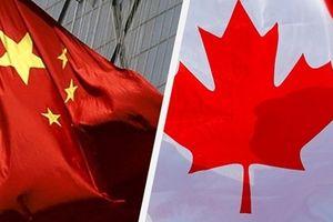Công dân Canada bị Trung Quốc điều tra do bị nghi xâm phạm an ninh