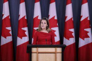Canada cảnh báo Mỹ không chính trị hóa vụ dẫn độ Giám đốc tài chính Huawei