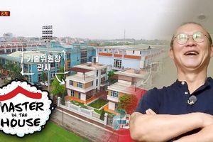 Mục sở thị nơi ở của HLV Park Hang-seo ở Hà Nội