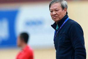 HLV Lê Thụy Hải: 'Thời tiết lạnh là một lợi thế đối với đội tuyển Việt Nam'