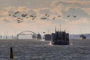 Sau va chạm eo biển Kerch: Ukraine – Mỹ 'bắt tay' đối phó sức mạnh Nga