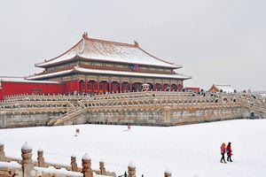 Ấn tượng cảnh tuyết phủ trắng nhiều nước Châu Á trong 2018