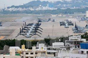 Tokyo và Okinawa bất đồng về tái bố trí căn cứ quân sự Mỹ