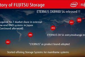 ETERNUS DX8900 S4, tái khẳng định vị thế