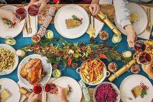 Các nước châu Âu có món ăn truyền thống nào trong dịp Giáng sinh?