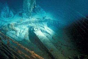 Bất ngờ với bí mật cuộc tìm kiếm Titanic bị che đậy hàng chục năm