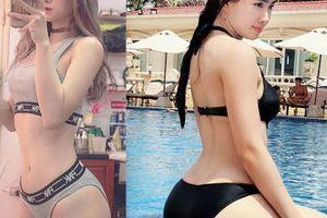 Thân hình hoàn hảo của 2 'thần Vệ Nữ phòng gym Việt'