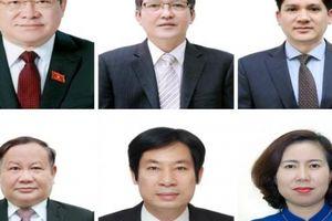 Lý lịch trích ngang Chủ tịch, Phó Chủ tịch BCH T.Ư Hội NDVN khóa VII