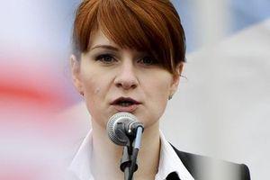 'Người đẹp tóc đỏ' nhận tội làm gián điệp cho Nga tại Mỹ