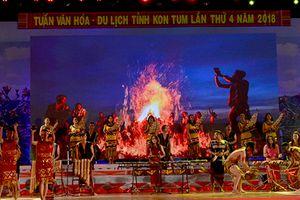 Tỉnh Kon Tum khai mạc Tuần Văn hóa-Du lịch lần thứ 4 năm 2018
