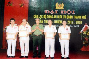 Công an hưu CAQ Thanh Khê: Lực lượng nòng cốt giữ gìn an ninh trật tự cơ sở
