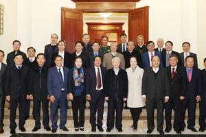 Bộ Chính trị làm việc với Ban Thường vụ Thành ủy TP Hải Phòng và TP Đà Nẵng
