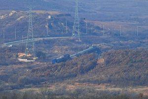 Hai miền Triều Tiên sớm kết nối giao thông