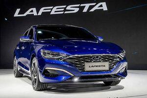 Hyundai Lafesta 2019 giá từ 404 triệu 'đấu' Toyota Corolla