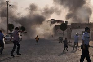 Quân đội Syria giao tranh ác liệt với Thổ Nhĩ Kỳ tại Aleppo