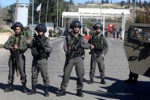 Lực lượng vũ trang Israel chặn thủ đô của Palestine