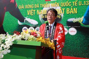 Đại sứ Nhật Bản tin tuyển Việt Nam đoạt cúp