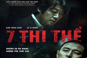 Bộ phim tâm lý tội phạm '7 Thi thể' tung trailer cân não căng thẳng