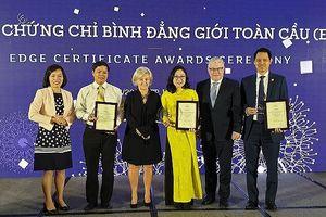 Maritime Bank nhận chứng chỉ về bình đẳng giới toàn cầu EDGE