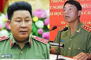 Khởi tố hai nguyên lãnh đạo Bộ Công an