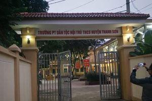 Điều tra vụ hiệu trưởng xâm hại hàng chục nam sinh ở Phú Thọ