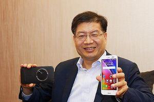 CEO Asus Jerry Chen rời vị trí để tham gia thị trường Internet of things