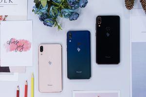 4 smartphone Vsmart chính thức ra mắt thị trường Việt giá từ 2,5 triệu