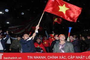 Cổ động viên Hà Tĩnh tin tưởng đội tuyển Việt Nam vô địch AFF Cup 2018