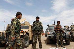 Syria: SDF tái chiếm thành trì chủ chốt của IS ở Đông Syria