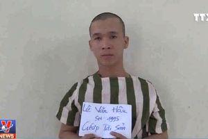 Dùng dao Thái Lan uy hiếp, ép tài xế xe ôm Grab mang giấy tờ xe đi cầm cố