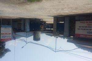 Công ty Đông Tùng chây ì tháo dỡ công trình vi phạm