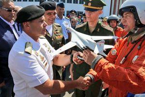 Nga tăng cường hợp tác an ninh với Venezuela