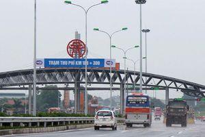 Đề xuất xả trạm BOT Pháp Vân - Cầu Giẽ trong 3 ngày Tết