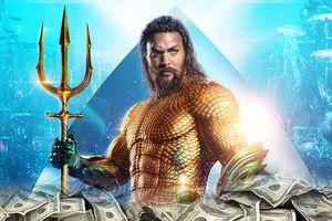 'Aquaman' vượt mặt mọi bộ phim về siêu anh hùng độc lập của Marvel từ trước tới nay khi được công chiếu tại Trung Quốc