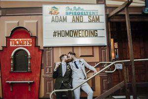 Nhìn lại những bộ ảnh cưới đẹp như mơ sau khi luật hôn nhân đồng giới được thông qua tại Úc (Phần 1)