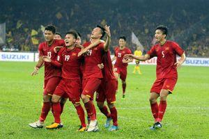 Lịch sử ủng hộ đội tuyển Việt Nam lên ngôi vô địch AFF Cup 2018