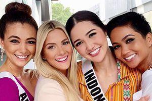 Hoa hậu Mỹ nhận 'gạch đá' khi nhận xét về khả năng nói tiếng Anh của H'Hen Niê