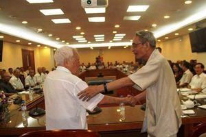 Đồng chí Nguyễn Văn Trân đã từ biệt chúng ta...!