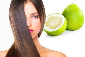 Ăn bưởi đừng vứt vỏ, hãy làm theo cách này để trị rụng tóc