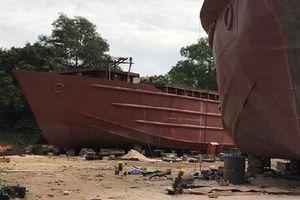 Nổ xưởng đóng tàu ở Sài Gòn, ít nhất 2 người tử vong