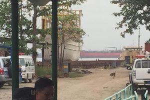 Nổ ở xưởng đóng tàu kinh hoàng ở Sài Gòn, 2 nạn nhân tử vong thi thể không nguyên vẹn