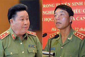 Khởi tố ông Trần Việt Tân và Bùi Văn Thành