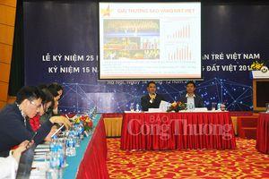 Hơn 2 nghìn lượt thương hiệu, sản phẩm được trao giải Sao Vàng đất Việt