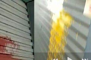 Thái Nguyên: Bị hành hung, ném dầu luyn,… công dân kêu cứu!