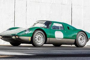 Ngắm xe đua Porsche cổ điển sở hữu công nghệ F1 siêu hiếm