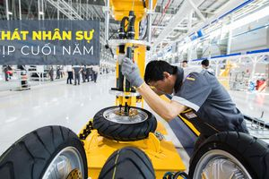 Ngày 14/12/18 l Sự kiện & Con số Công Thương: Doanh nghiệp lắp ráp ô tô, xe máy khát nhân sự dịp cuối năm