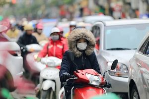 Dự báo thời tiết (14/12): miền Bắc có nơi dưới 8 độ C, miền Nam có mưa dông.