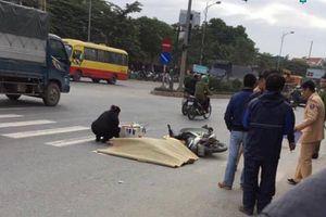 Tai nạn giao thông khiến 1 nam thanh niên tử vong tại chỗ
